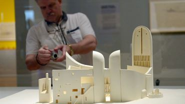 Le Corbusier en vedette d'une grande exposition à New York