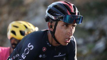 Egan Bernal abandonne au Tour de France !