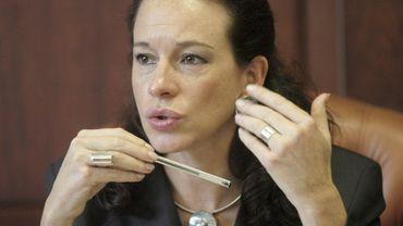 La ministre des Affaires étrangères équatorienne Maria Fernanda Espinosa.