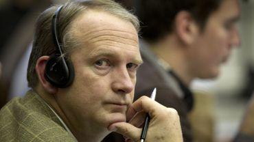 L'ex-membre du VB, Bart Laeremans.