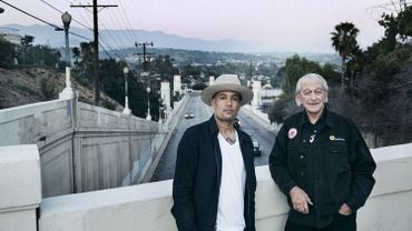 Ben Harper et Charlie Musselwhite : blues brothers !