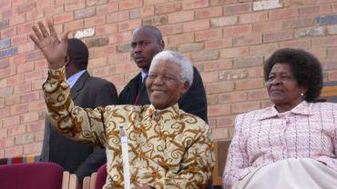 Nelson Mandela en 2013.