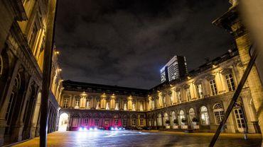 Palais d'Egmont, Bruxelles