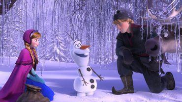 """""""La Reine des Neiges"""" arrive à Broadway en 2018"""