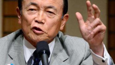 Le vice-PM japonais ne compte pas démissionner après ses propos sur les nazis