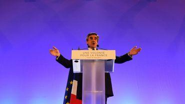 François Fillon est le candidat des Républicains