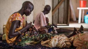 Les Nations Unies ont récemment déclaré l'état de famine en Soudan du Sud.