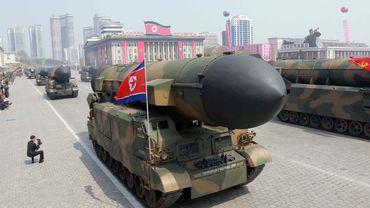 """La Corée du Nord développe son programme nucléaire """"à un rythme alarmant"""", selon la CIA"""