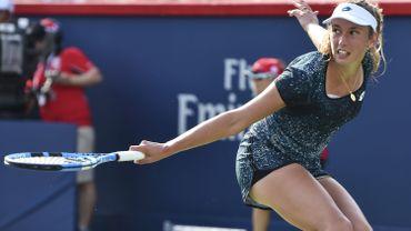 Elise Mertens face à la Slovaque Rybarikova, 29e mondiale, au premier tour à Cincinnati