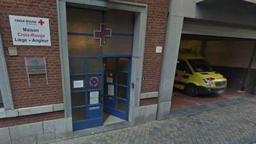 Le déménagement de la Croix-Rouge de Liège au point mort