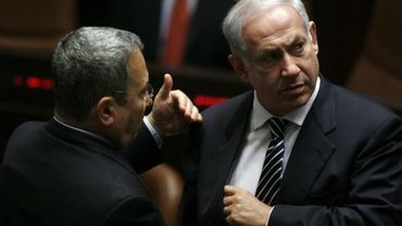 Ehud Barak et Benjamin Netanyahu souhaitent frapper les installations nucléaires iraniennes.