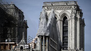 """A Paris, le """"coeur lourd"""" pour le premier Noël sans Notre-Dame"""