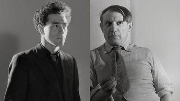 """""""Picasso-Giacometti"""" au Musée Picasso du 4 octobre 2016 au 5 février 2017"""