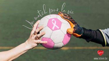 """""""Un Match pour la Vie"""" le 1er juin prochain à Virton"""