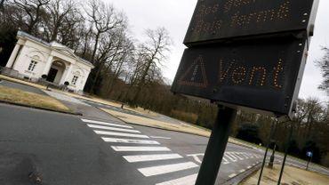 les parcs régionaux bruxellois seront fermés vendredi et samedi pour cause d'intempéries