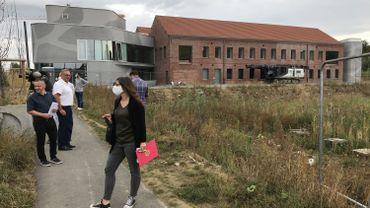 La Louvière : un nouveau pas dans l'aménagement du site Boch