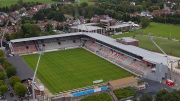 Le RAEC Mons 44 a obtenu une dérogation de la Ville de Mons, il pourra accueillir 1000 personnes dans le stade ce dimanche.