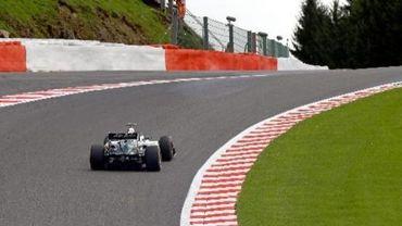 GP de Belgique (Spa): l'aileron arrière ajustable interdit dans le Raidillon