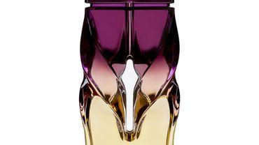 """L'un des nouveaux parfums de Christian Louboutin """"Trouble in Heaven"""". ©Courtesy of Chirstian Louboutin"""