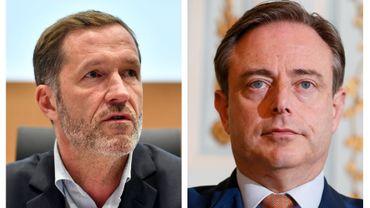 Formation fédérale: une rencontre entre Magnette et Bart De Wever samedi soir à Anvers