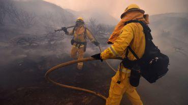 Incendies dans l'Oregon : à Estacada, la désolation et la peur des pillages