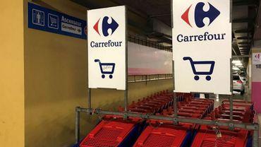 Le fermeture du Carrefour de Belle-Ile, à Liège, est prévue pour le 30 juin.