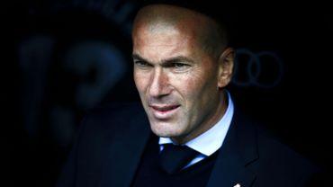 Zidane de retour au Real Madrid ce lundi? La presse espagnole l'affirme