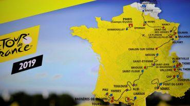 Bruxelles, Binche, les Belles Filles, le Tourmalet et Val Thorens : découvrez le parcours du Tour 2019