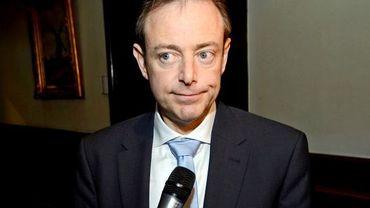 Bart De Wever écarte les Verts à Anvers