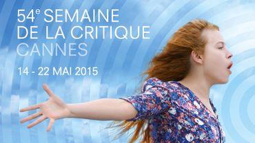 La sélection de la Semaine de la critique 2015 comprend 7 longs-métrages et 10 courts et moyens métrages