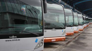 La STIB reforce et adapte plusieurs lignes de bus pour la Toussaint