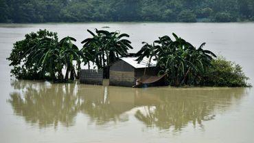 Des centaines de personnes meurent chaque année dans des inondations et glissements de terrain provoqués par la mousson en Inde.