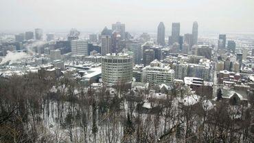 """La """"Fête des neiges"""" de Montréal a dû être suspendue le 20 janvier 2019 à cause d'une tempête de neige"""