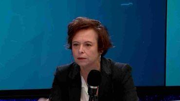 Delphine Chabbert, secrétaire politique de la Ligue des familles