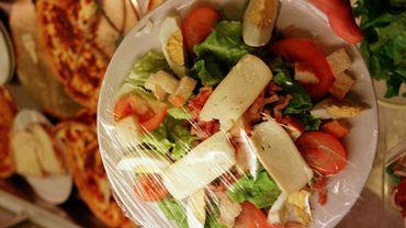 Dès le 1er janvier, il y aura davantage de plats végétariens, et les carnivores devront se faire une raison.