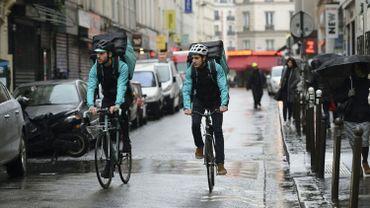 500 bikers sillonnent les routes bruxelloises. Parmi eux, beaucoup d'hommes et surtout des étudiants.