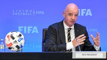 Corruption à la FIFA : La justice suisse ouvre une enquête pénale contre le président de la FIFA Gianni Infantino