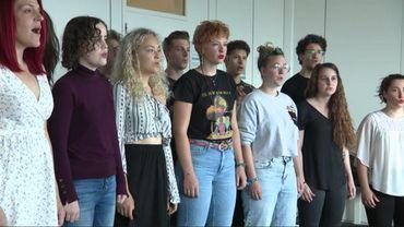 Une chorale de chant pop défend les couleurs de la Belgique à l'Eurovision des chœurs, ce soir
