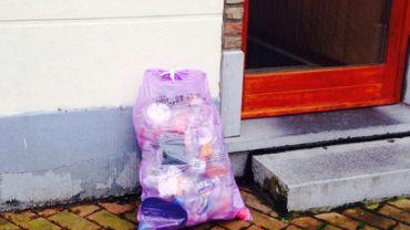 Toute une série de plastiques pourront trouver refuge dans les nouveaux sacs mauves.