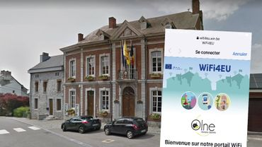 Du wifi gratuit à Olne