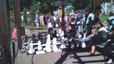 """Retrouvailles : faire votre """"shopping de loisirs"""" au Parc d'Avroy"""
