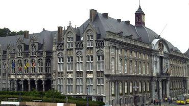 Photo: Palais de Justice de Liège