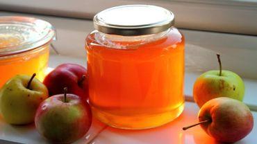 Recette de Candice: La gelée de pommes zéro déchets