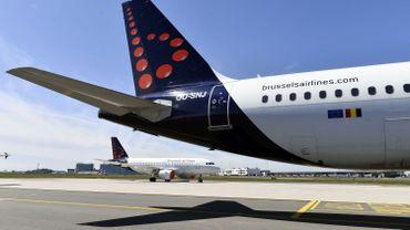 Brussels Airlines conteste que ses réserves de cash seront en négatif
