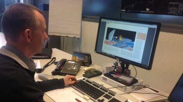 Etienne Desmarez, directeur commercial pour les satellites chez Thales Alenia Space