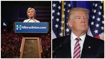 Hilllary Clinton vs. Donald Trump