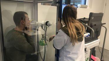 Tests respiratoires pour détecter l'asthme notamment