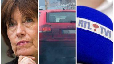 Le départ de Laurette Onkelinx, comment rouleront les voitures de demain et l'avenir des médias belges dans la Semaine Viva