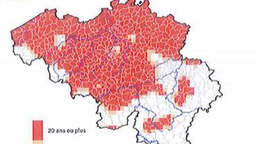 Sècheresse : la carte des communes touchées