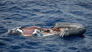 Libye: probablement 60 morts dans le naufrage d'un bateau transportant des migrants